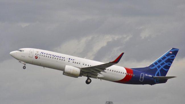 Khasus Tentang Jatuhnya Pesawat Sriwijaya SJ182