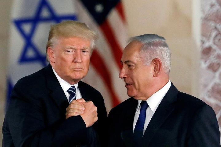 Pemerintahan Amerika Serikat Memiliki Hubungan Dengan Rakyat Palestina